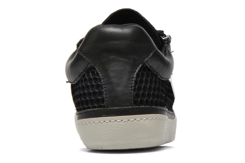 Baskets Ash Shy Noir vue droite
