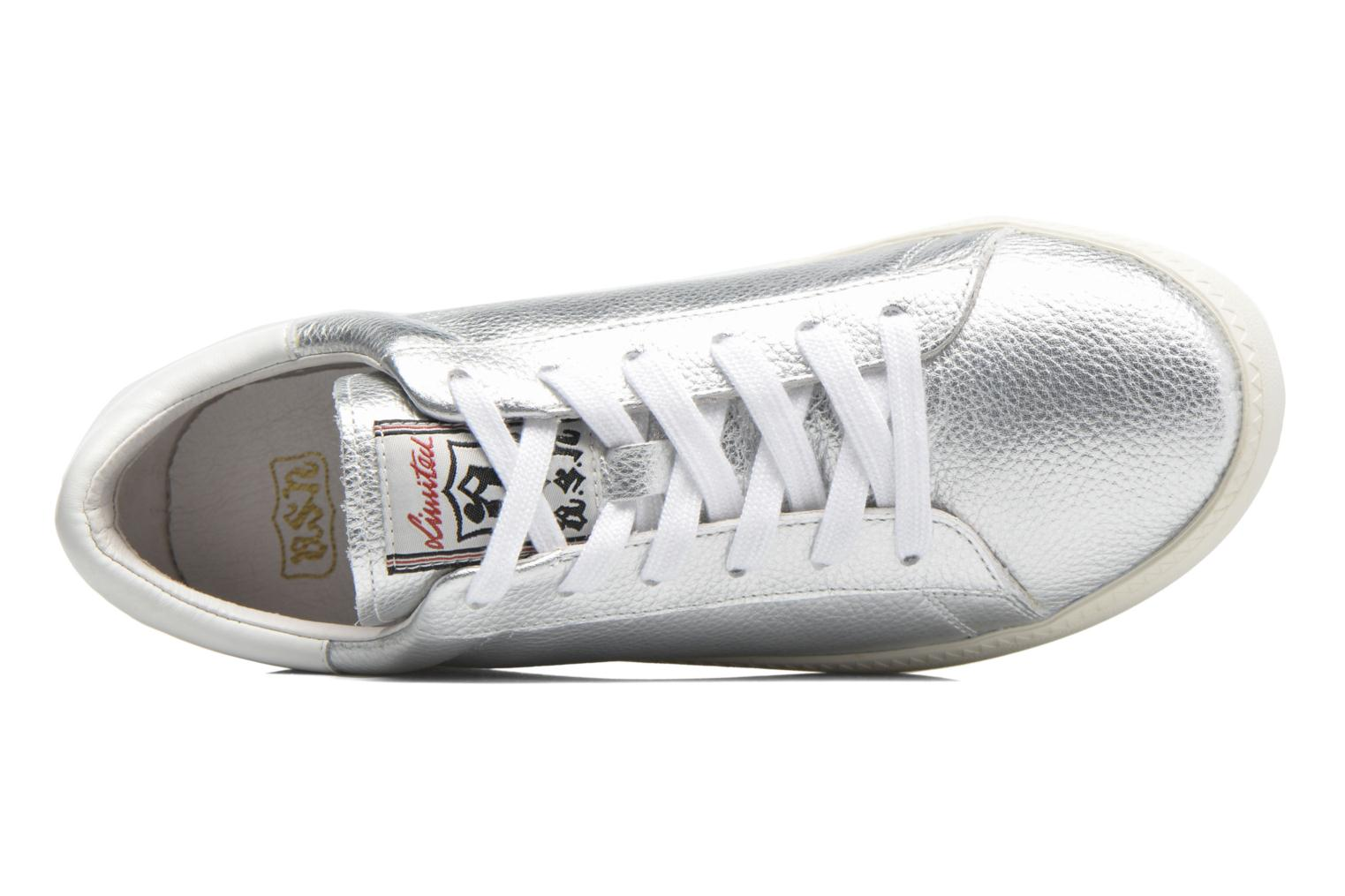Sneakers Ash Cult Zilver links