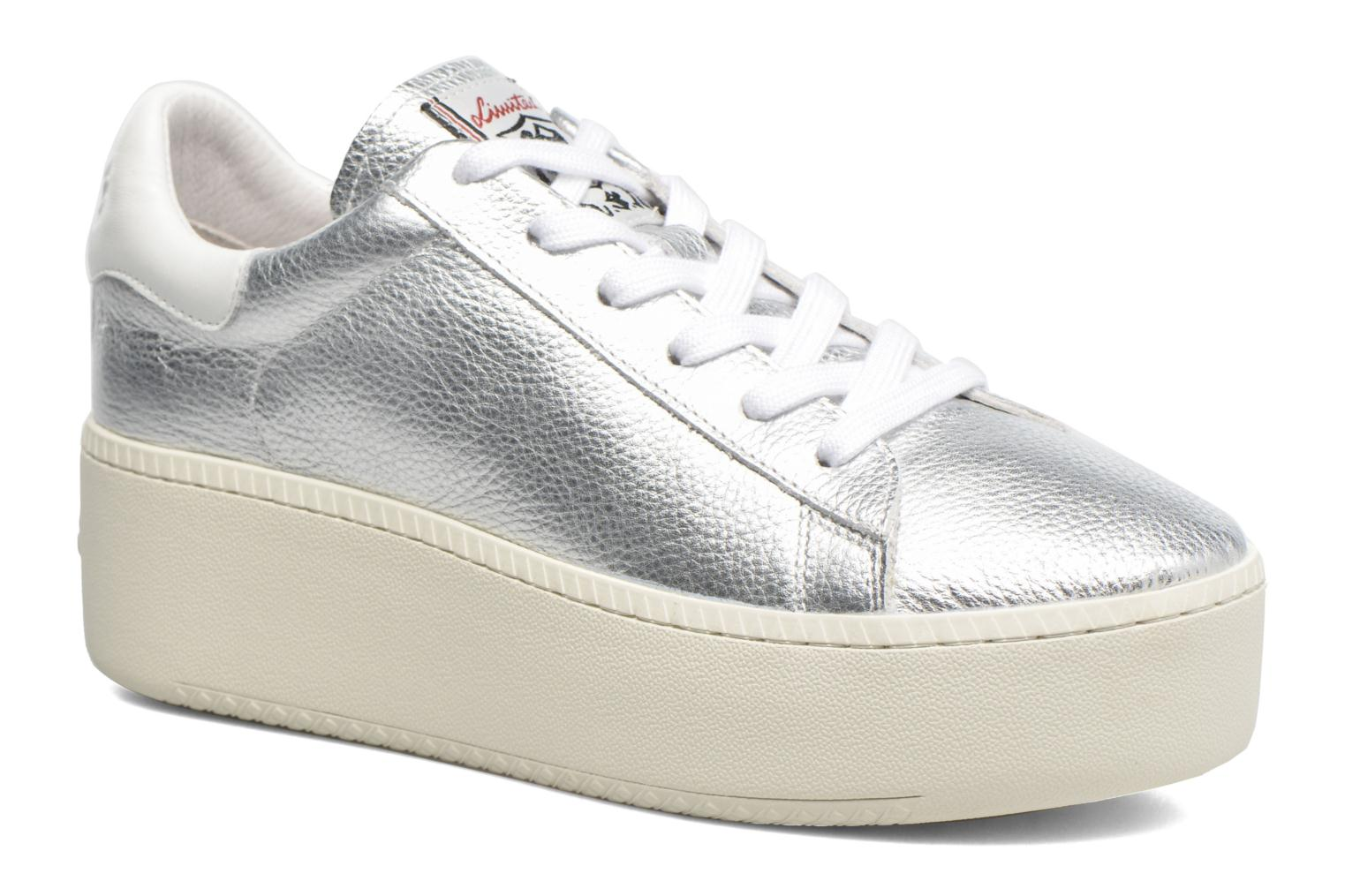 Sneakers Ash Cult Zilver detail