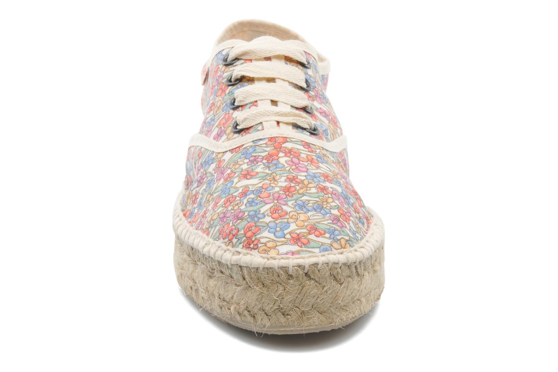 Chaussures à lacets Pare Gabia Ictum Toile Multicolore vue portées chaussures