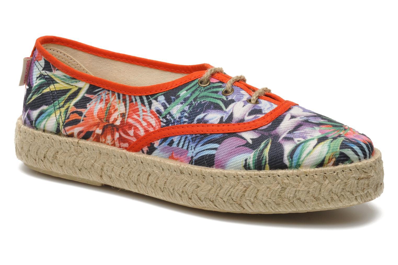 Schnürschuhe Pare Gabia Lotus toile mehrfarbig detaillierte ansicht/modell