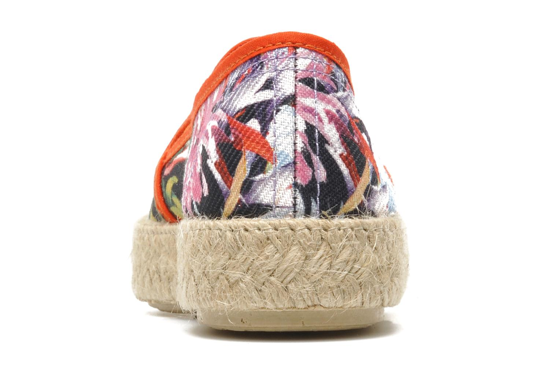 Espadrilles Pare Gabia Lagon Multicolore vue droite