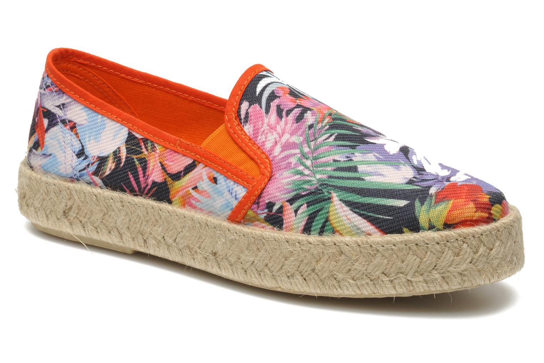 Espadrillos Pare Gabia Lagon Multi detaljeret billede af skoene
