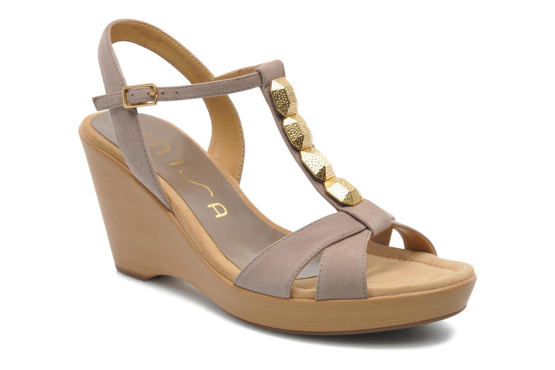 Sandales et nu-pieds Unisa Rony Beige vue détail/paire