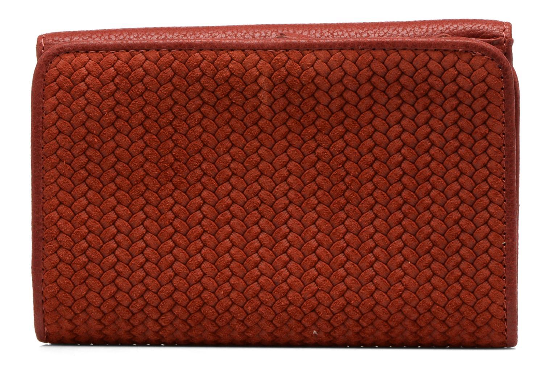 Portemonnaies & Clutches Nat & Nin Lotti rot ansicht von vorne