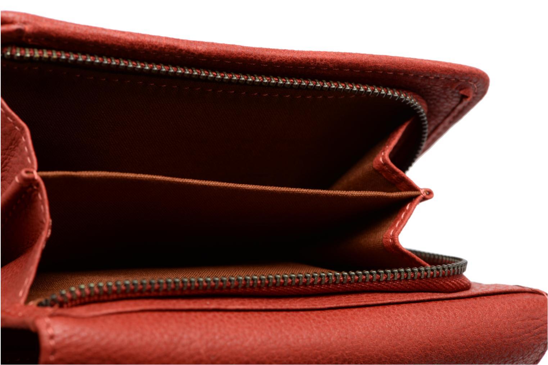 Portemonnaies & Clutches Nat & Nin Lotti rot ansicht von hinten