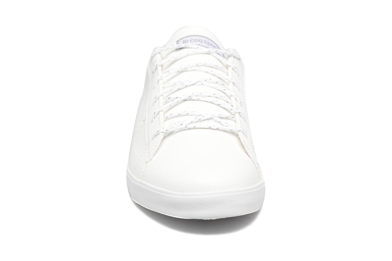 Sneaker Le Coq Sportif Agate LO S weiß schuhe getragen