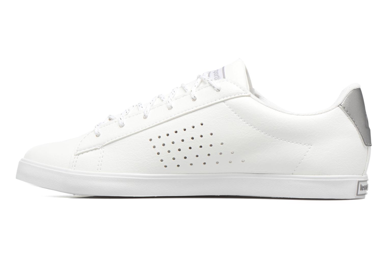 Sneaker Le Coq Sportif Agate LO S weiß ansicht von vorne