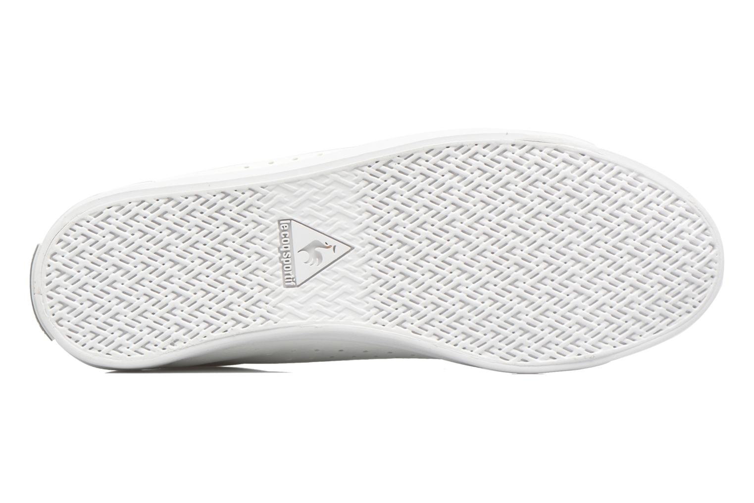 Trainers Le Coq Sportif Agate LO S White view from above