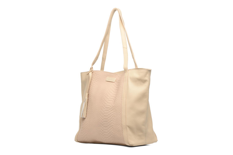 Handbags Loxwood Shopper Marilou Beige model view