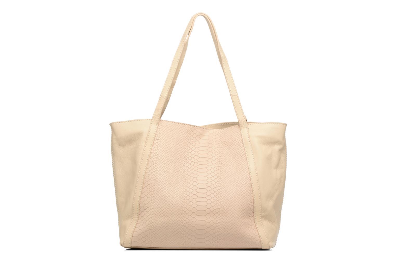 Handtaschen Loxwood Shopper Marilou beige ansicht von vorne