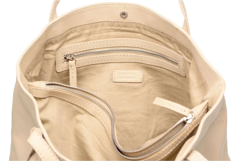 Handtaschen Loxwood Shopper Marilou beige ansicht von hinten