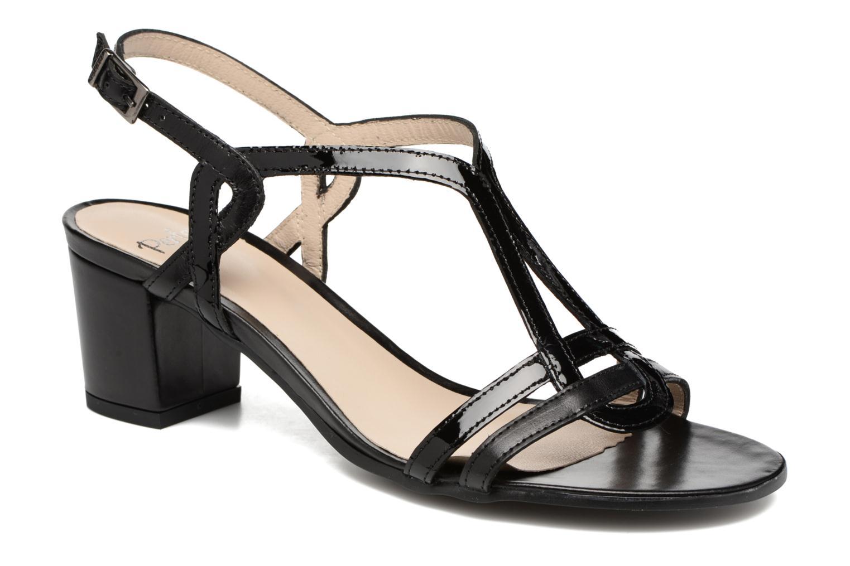 Grandes descuentos últimos zapatos Perlato Pandora (Negro) - Sandalias Descuento