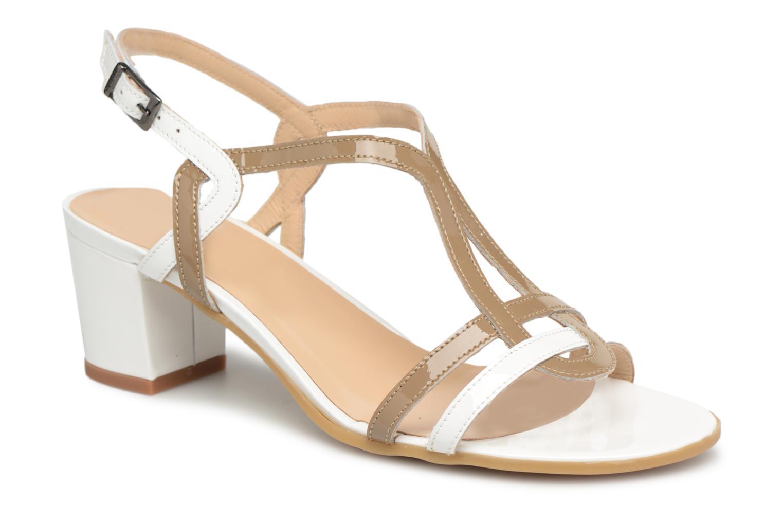 Zapatos promocionales Perlato Pandora (Blanco) - Sandalias   Casual salvaje