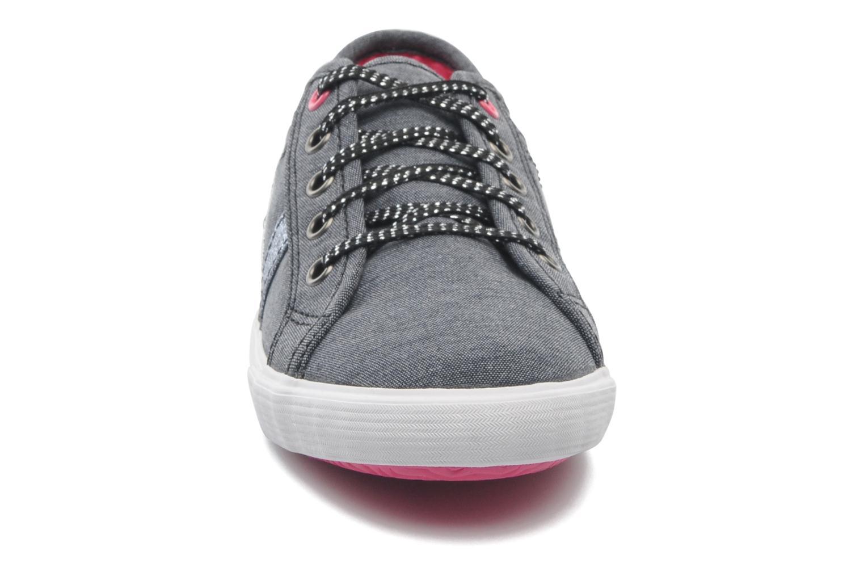 Sneakers Le Coq Sportif FERDINAND CHAMBRAY SPARKLES PS Grijs model