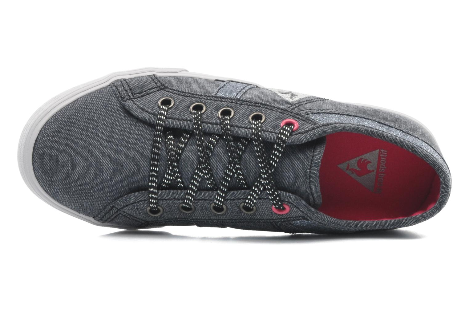 Sneakers Le Coq Sportif FERDINAND CHAMBRAY SPARKLES PS Grijs links
