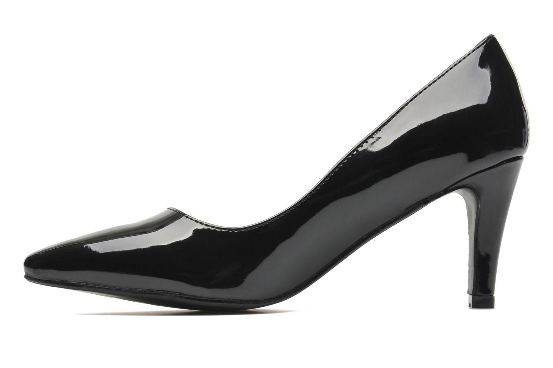 Escarpins I Love Shoes Kivari Noir vue face