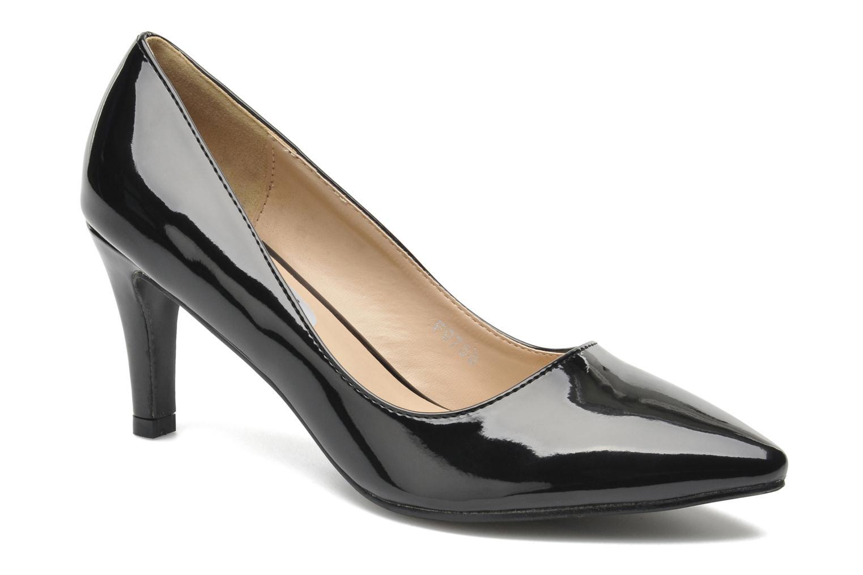 Escarpins I Love Shoes Kivari Noir vue détail/paire
