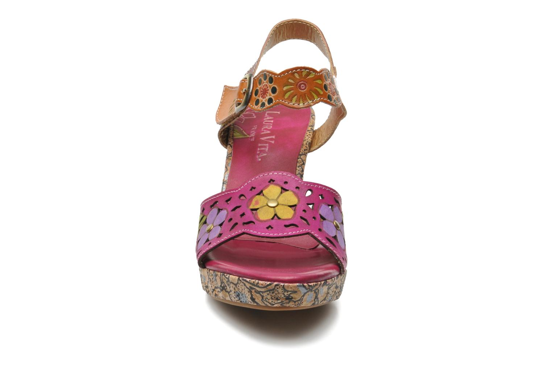Sandals Laura Vita Salama Multicolor model view