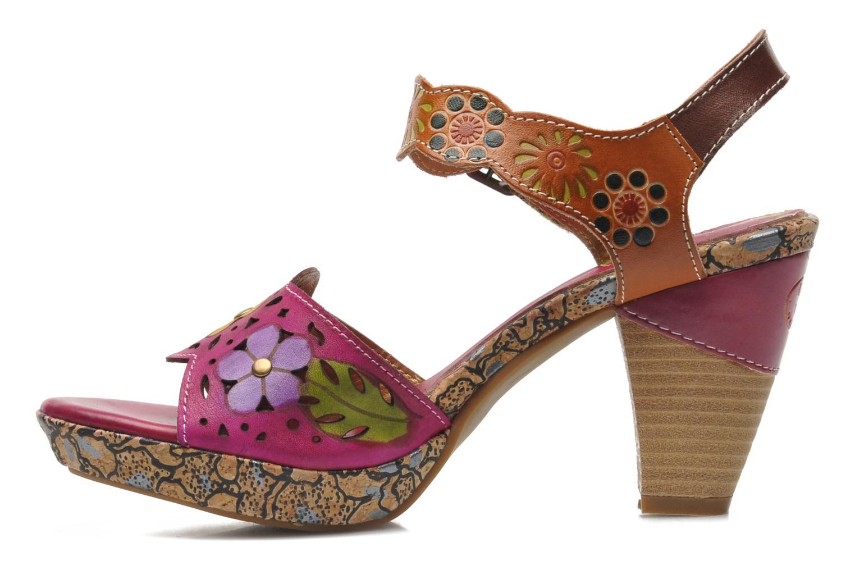 Sandals Laura Vita Salama Multicolor front view