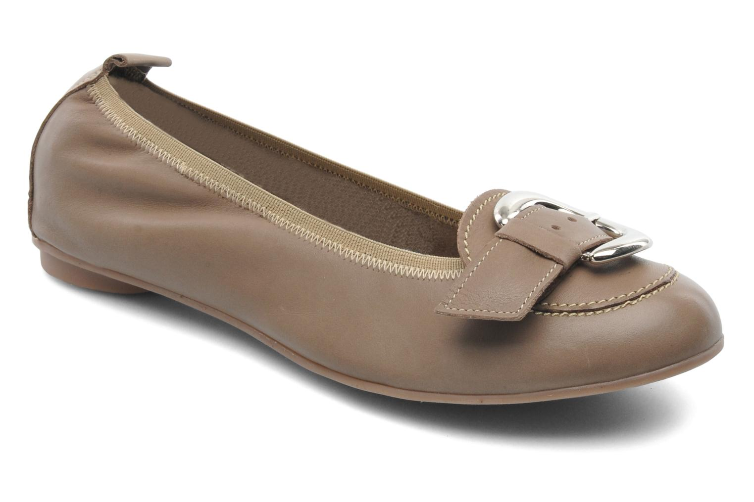 Ballet pumps Arima pour Elle Katina Beige detailed view/ Pair view