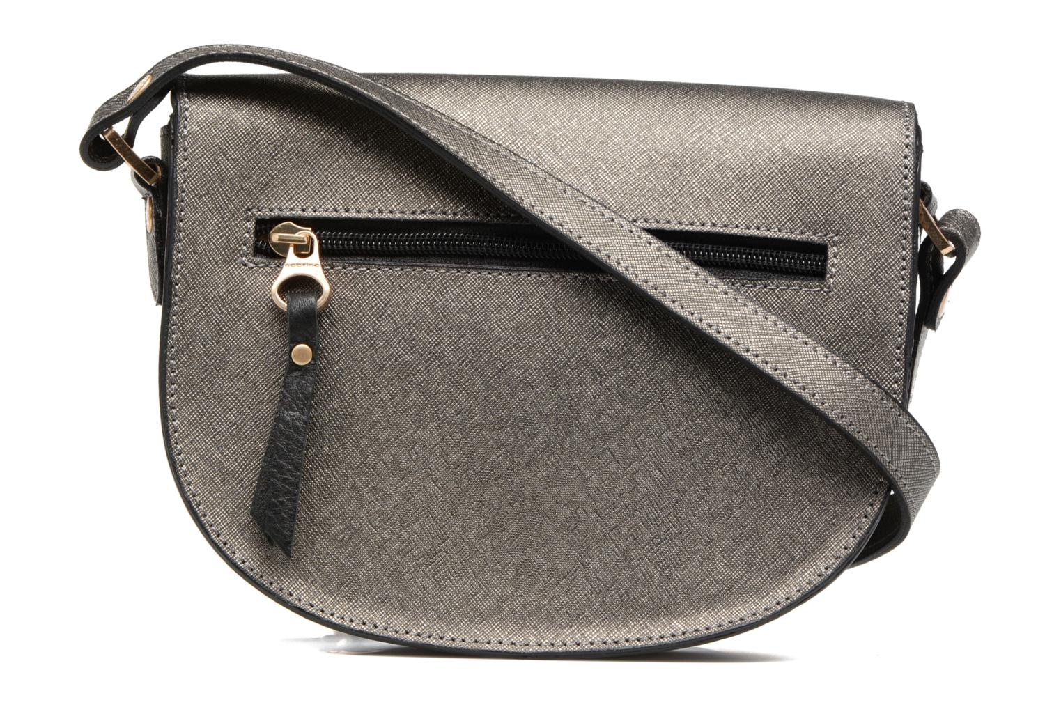 Handbags Sabrina Rebecca Grey front view