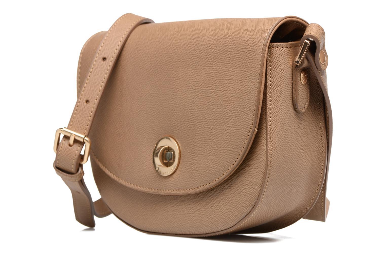 Handbags Sabrina Rebecca Brown model view