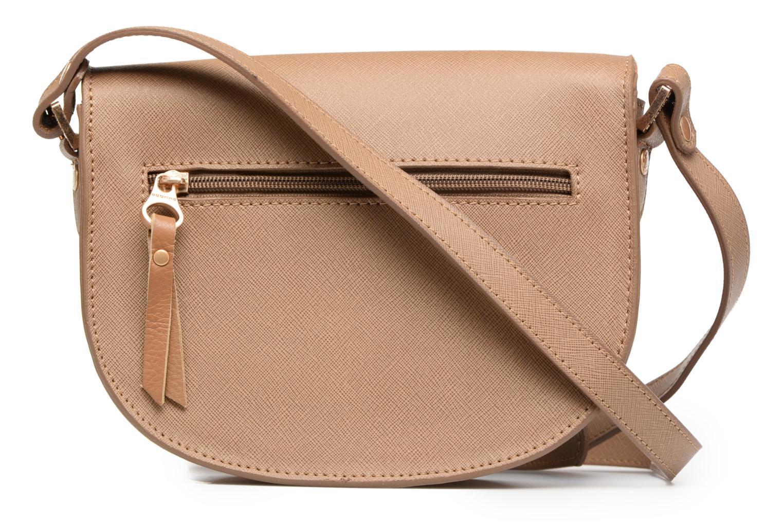 Handbags Sabrina Rebecca Brown front view