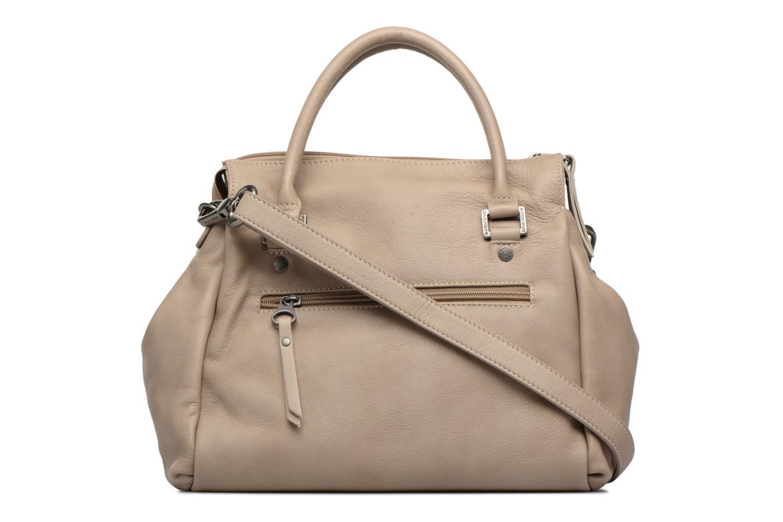 Håndtasker Sabrina Judith Beige se forfra