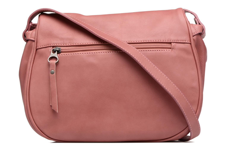 Handtaschen Sabrina Iris rosa ansicht von vorne