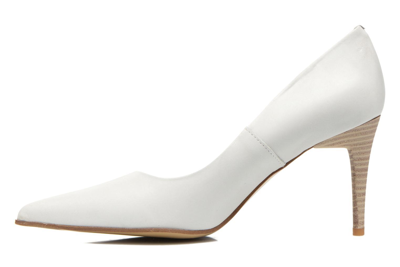 Zapatos de tacón Elizabeth Stuart Leston 304 Beige vista de frente