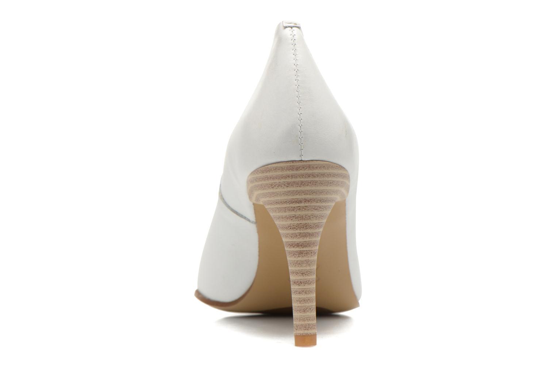 Zapatos de tacón Elizabeth Stuart Leston 304 Beige vista lateral derecha