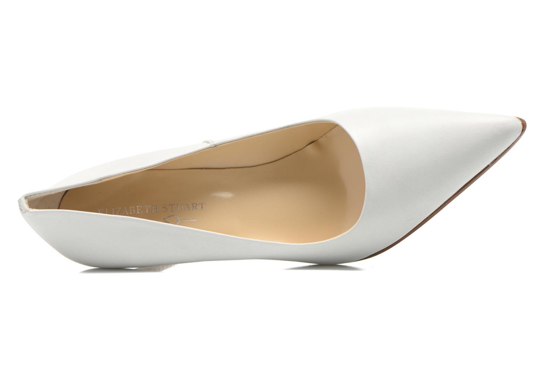 Zapatos de tacón Elizabeth Stuart Leston 304 Beige vista lateral izquierda