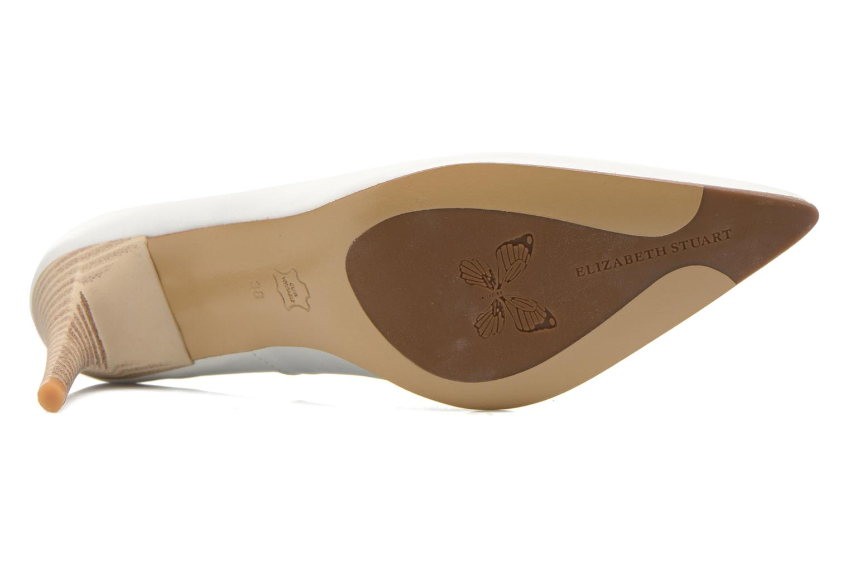 Zapatos de tacón Elizabeth Stuart Leston 304 Beige vista de arriba