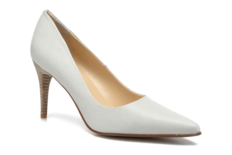 Høje hæle Elizabeth Stuart Leston 304 Beige detaljeret billede af skoene