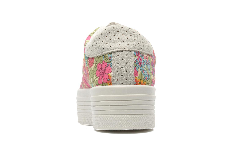 Sneaker Ippon Vintage Tokyo corali mehrfarbig ansicht von rechts