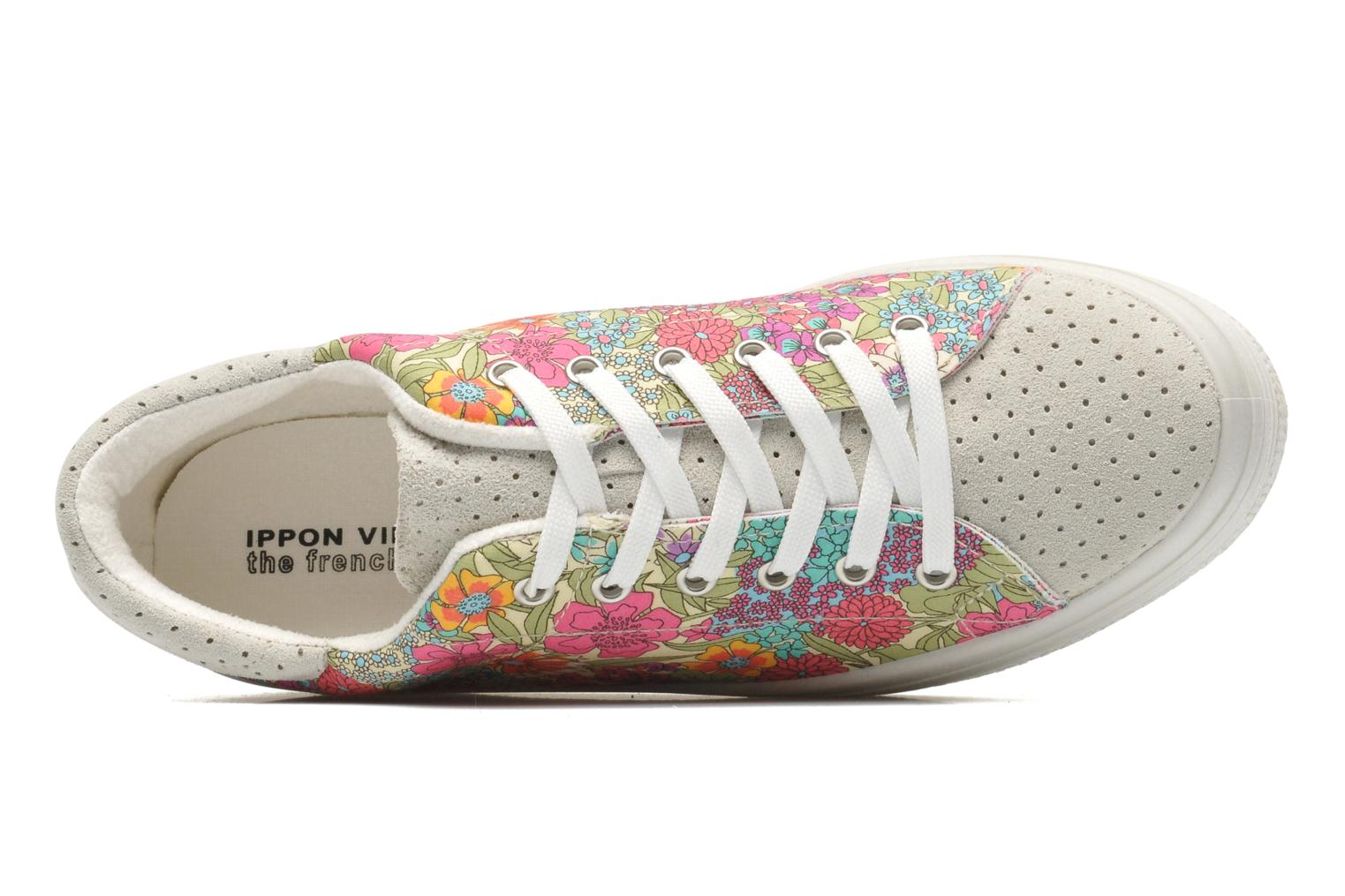 Trainers Ippon Vintage Tokyo corali Multicolor view from the left