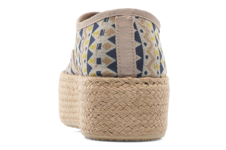 Scarpe di corda Ippon Vintage Nami Sun Multicolore immagine destra