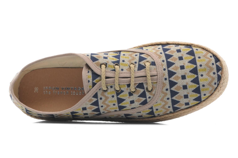 Espadrilles Ippon Vintage Nami Sun Multicolore vue gauche