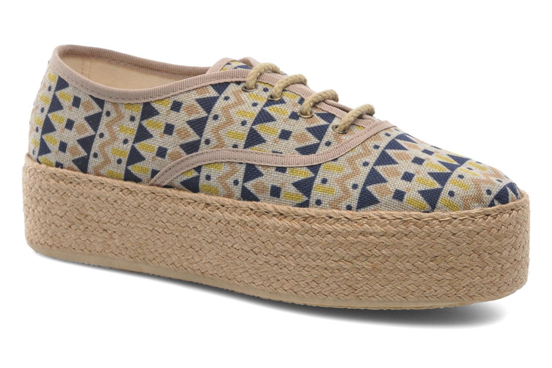 Espadrillos Ippon Vintage Nami Sun Multi detaljeret billede af skoene