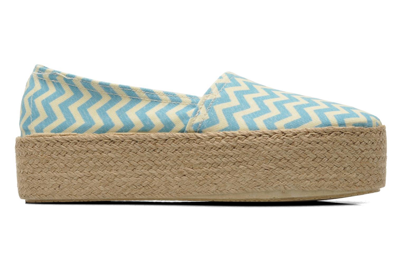 Scarpe di corda Ippon Vintage Nami beach Azzurro immagine posteriore