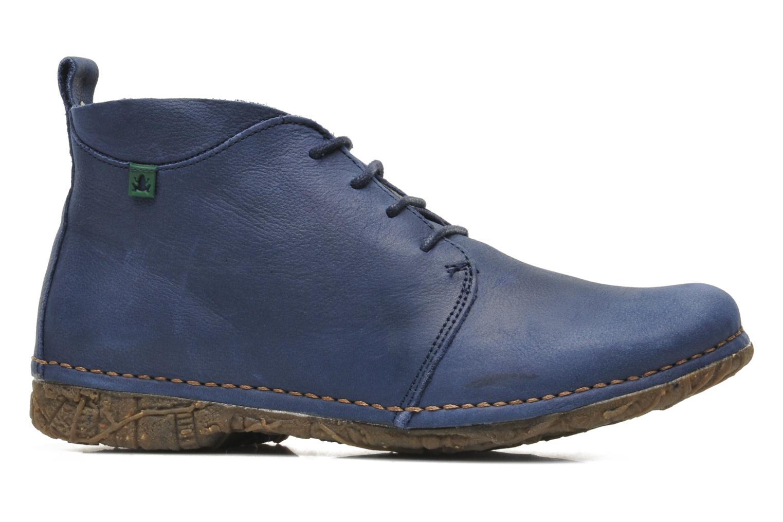 Chaussures à lacets El Naturalista Ankor N974 Bleu vue derrière