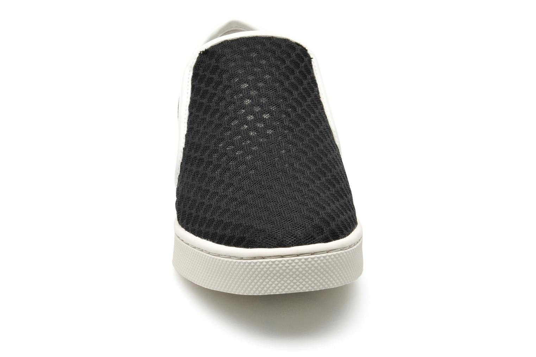 Sneaker Mellow Yellow Sajoging schwarz schuhe getragen