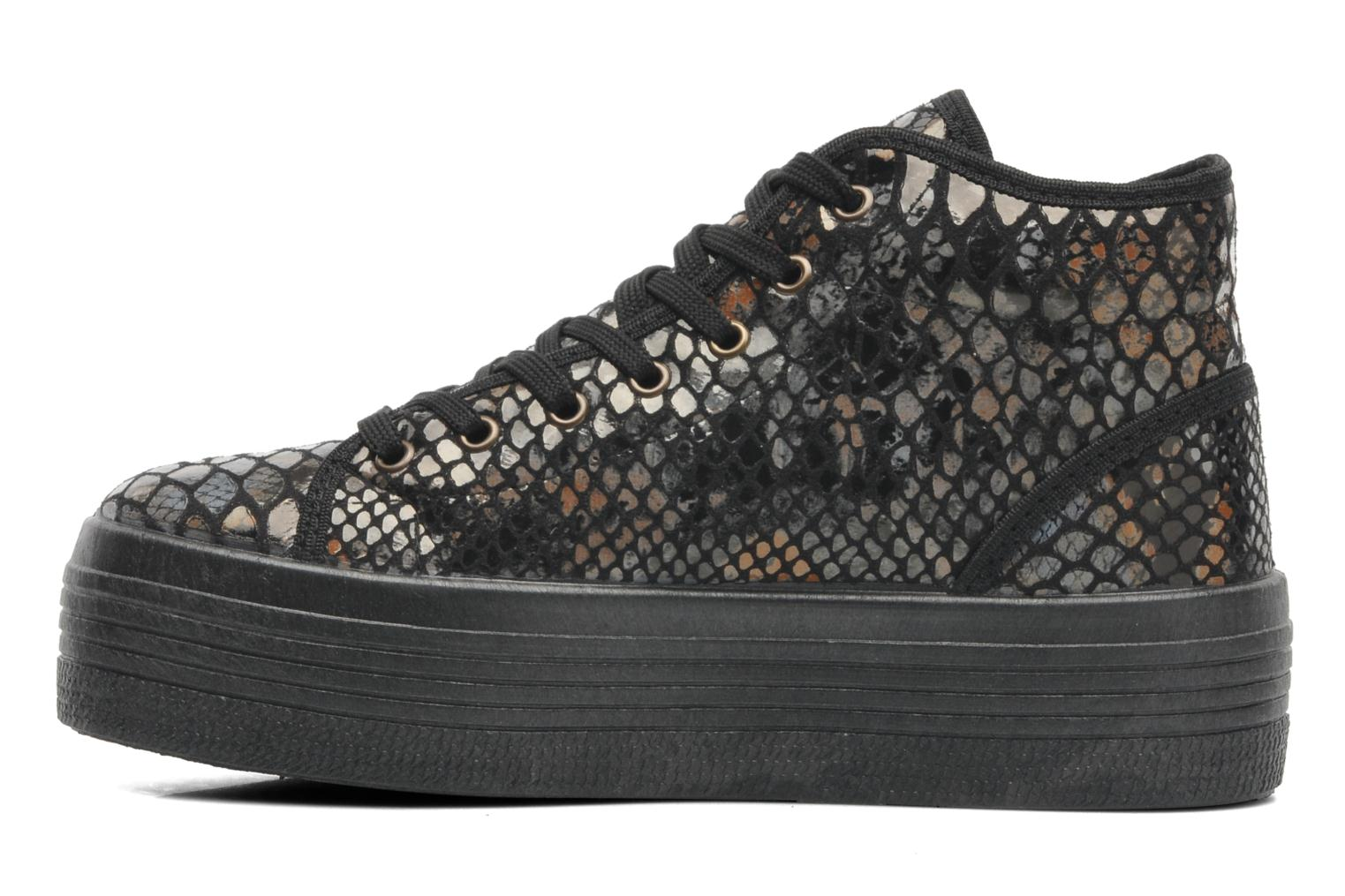Baskets Ippon Vintage Taito Snake Multicolore vue face