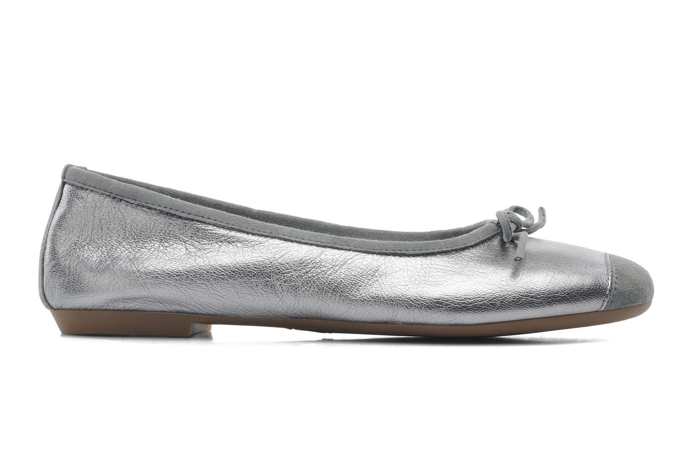Ballet pumps Coco et abricot Belline Silver back view