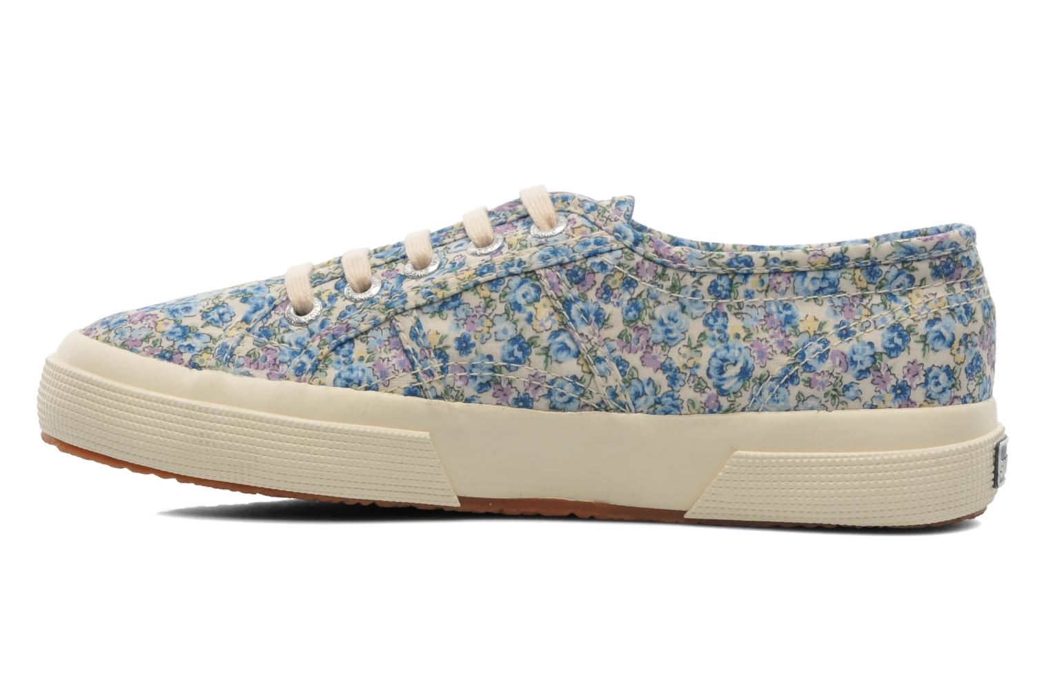 Baskets Superga 2750 Cotu Frabric 25 W Multicolore vue face