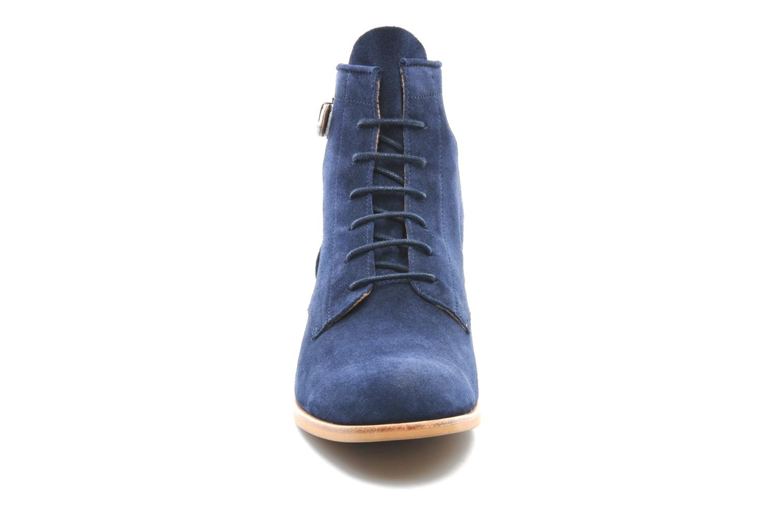 Ankle boots Muratti Mûre Blue model view