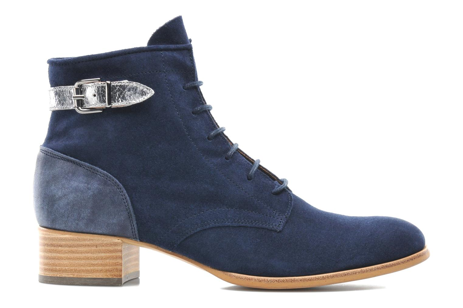 Ankle boots Muratti Mûre Blue back view