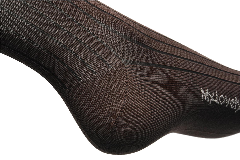 Socken & Strumpfhosen My Lovely Socks Justin braun ansicht von links