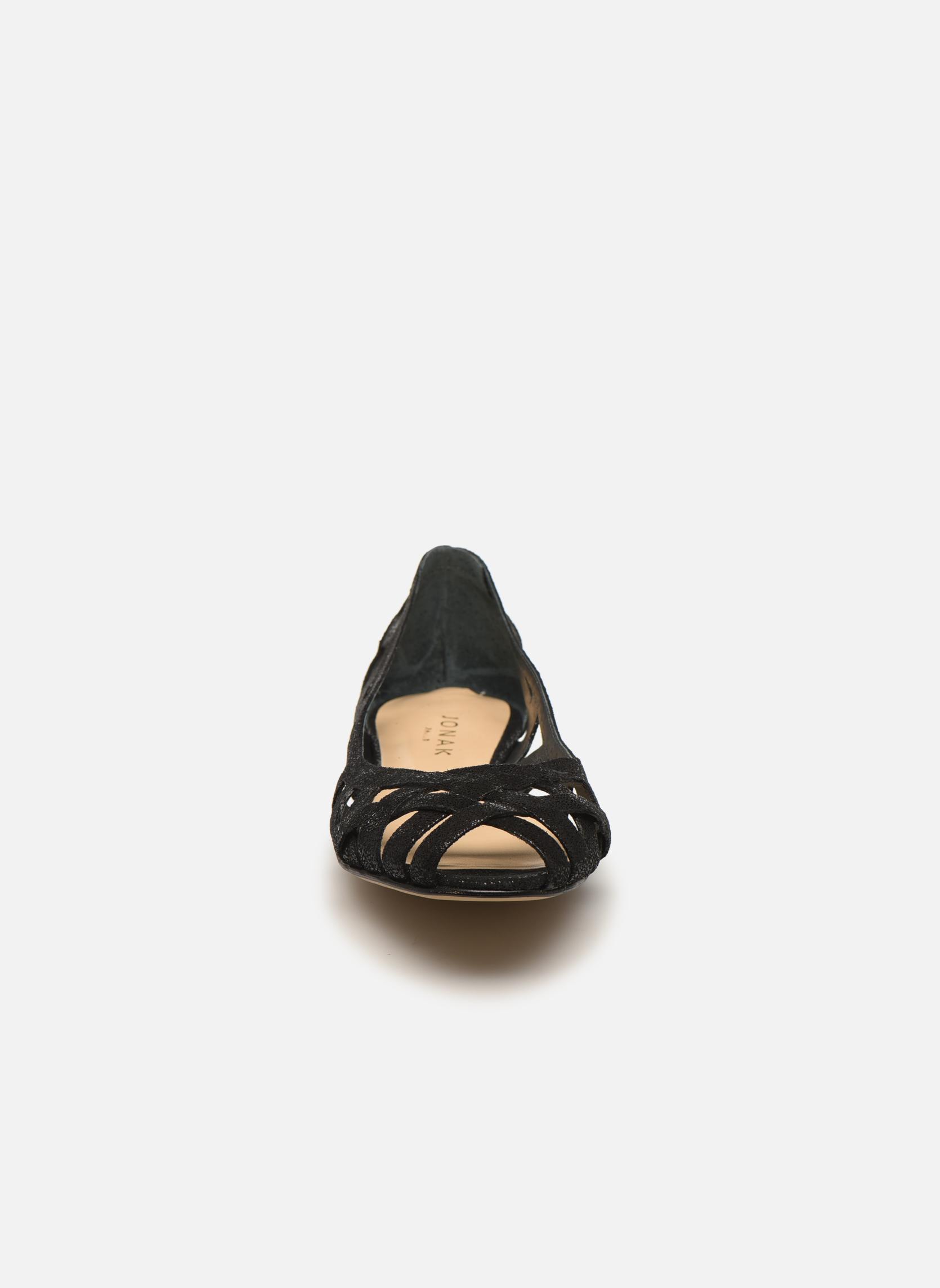 Ballerines Jonak DERAY Noir vue portées chaussures